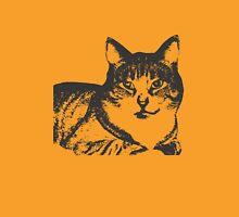 Cat illustration- Black and white cat sketch Unisex T-Shirt