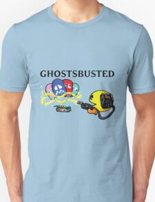 Pacman Ghostbusted T-Shirt