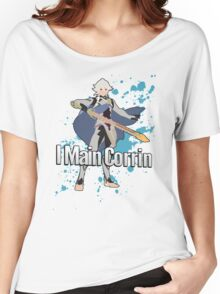 I Main Corrin (Male) - Super Smash Bros Women's Relaxed Fit T-Shirt