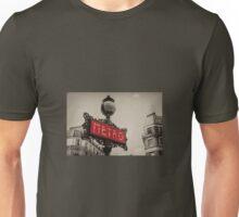 Metro  Unisex T-Shirt