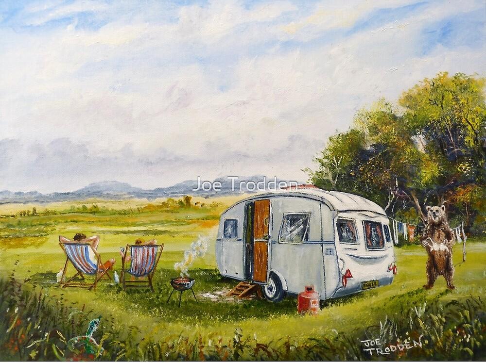 Caravan peril by Joe Trodden