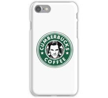 Cumberbucks Coffee iPhone Case/Skin