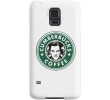 Cumberbucks Coffee Samsung Galaxy Case/Skin