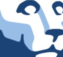 PSU Modern Logo Sticker
