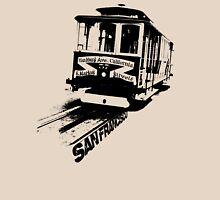 San Francisco, Cable Car Unisex T-Shirt