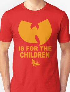 Wu-tang is for the children Mens Tee funny nerd geek geeky T-Shirt