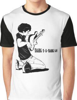 I Bet You Look Good On The Dancefloor Graphic T-Shirt