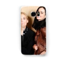 Rachael Taylor and Krysten Ritter for Jessica Jones photoshoot Samsung Galaxy Case/Skin
