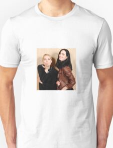 Rachael Taylor and Krysten Ritter for Jessica Jones photoshoot T-Shirt