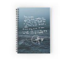 Taylor Swift Signature Spiral Notebook