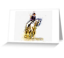 On The Bend Greeting Card
