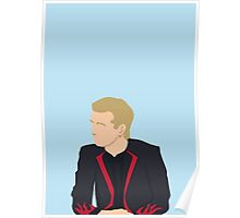 Peeta vector Poster