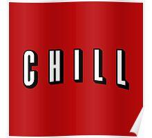 Netflix & Chill Poster