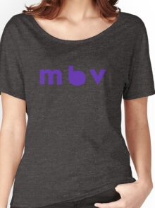 My Bloody Valentine - m b v Women's Relaxed Fit T-Shirt