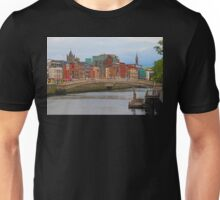 Dublin On The River Liffey Unisex T-Shirt