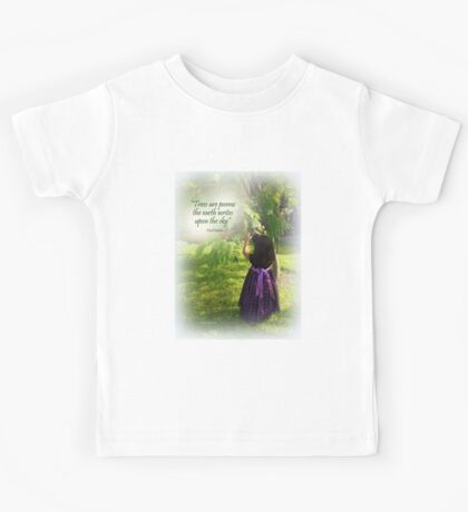A Child in Nature Kids Tee