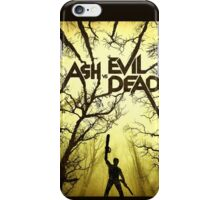 ASH vs EVIL DEAD iPhone Case/Skin