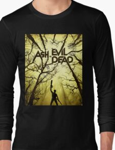 ASH vs EVIL DEAD Long Sleeve T-Shirt