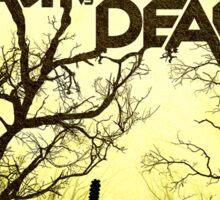 ASH vs EVIL DEAD Sticker