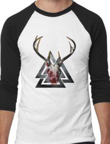 Odin's Fury Men's Baseball ¾ T-Shirt