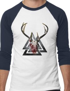 Odin's Fury Men's Baseball ¾ T-Shirt