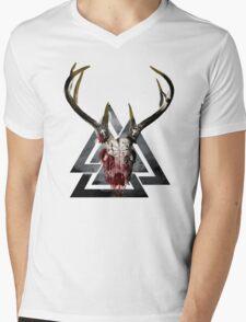 Odin's Fury Mens V-Neck T-Shirt