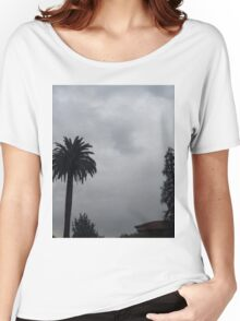 Before the Storm - Southern California gloomy day Women's Relaxed Fit T-Shirt