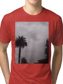 Before the Storm - Southern California gloomy day Tri-blend T-Shirt