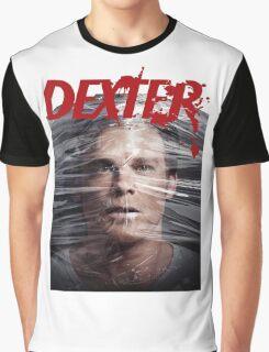 DEXTER MORGAN SESSION 12 Graphic T-Shirt