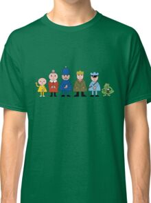 Bod and friends Classic T-Shirt