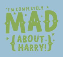 I'm completely mad about HARRY Baby Tee