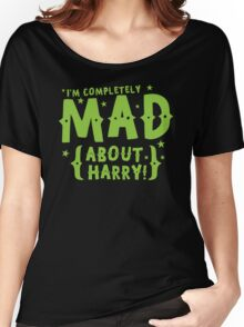 I'm completely mad about HARRY Women's Relaxed Fit T-Shirt