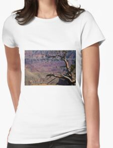 Reaching Womens Fitted T-Shirt