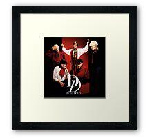 Vintage Duran Duran - dono Framed Print