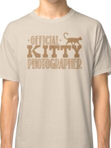 Official KITTY photographer Classic T-Shirt