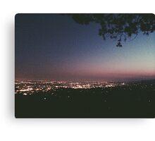 SoCal Sunset Canvas Print
