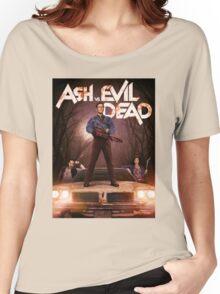 Ash vs Evil dead tv series Women's Relaxed Fit T-Shirt