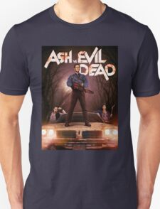 Ash vs Evil dead tv series T-Shirt