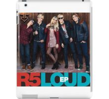 Cover R5 Louder Ep - dono iPad Case/Skin