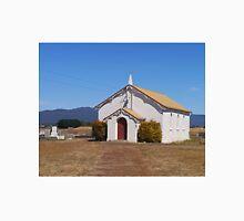 Church of the Holy Nativity, Bishopbourne, Tas. Australia Unisex T-Shirt