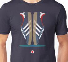 Mod Target Sneaker Unisex T-Shirt