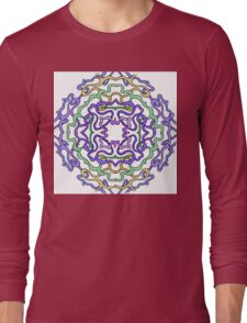 Colored In  Long Sleeve T-Shirt