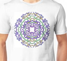 Colored In  Unisex T-Shirt
