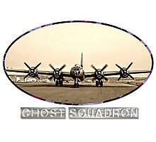 Ghost Squadron B-29 Bomber Photographic Print