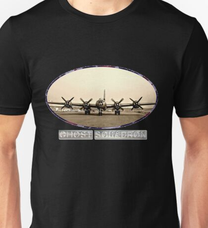 Ghost Squadron B-29 Bomber Unisex T-Shirt