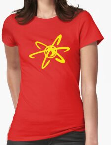 Jimmy Neutron Womens Fitted T-Shirt