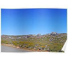 Ben Lomond Ski Village, Tasmania, Australia Poster