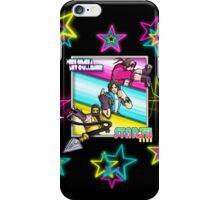 Starbomb Ninja Brian Egoraptor Danny Sexbang iPhone Case/Skin