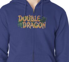 Double your Dragon Zipped Hoodie