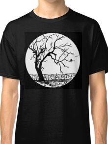 After the Storm Original Pen and Ink Drawing Classic T-Shirt